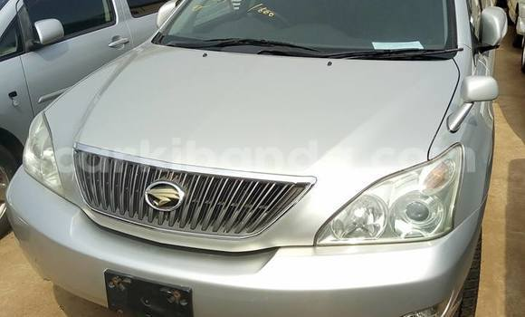 Buy Toyota Harrier Silver Car in Busia in Uganda
