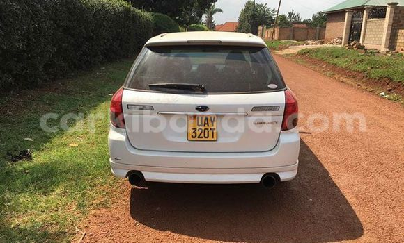 Buy Subaru Legacy White Car in Busia in Uganda