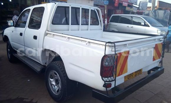 Buy Toyota Hilux White Car in Busia in Uganda
