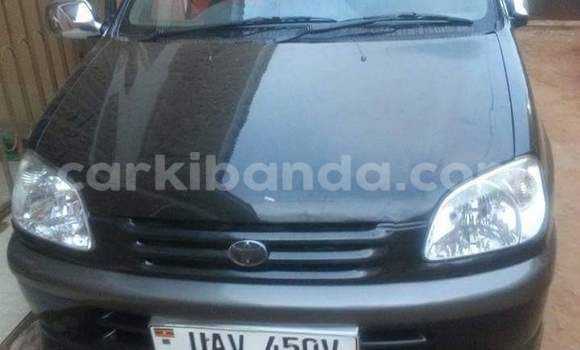 Buy Toyota Raum Black Car in Kampala in Uganda