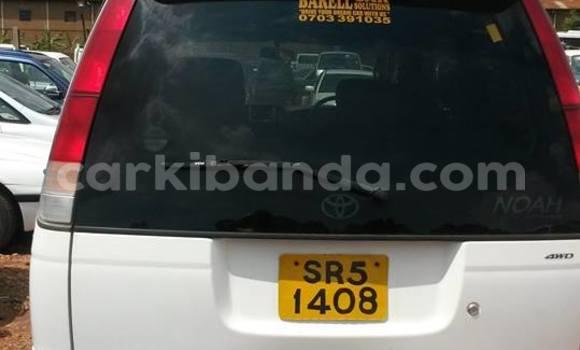 Buy Toyota Noah White Car in Arua in Uganda