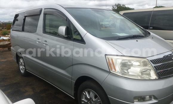 Buy Toyota Alphard White Car in Arua in Uganda