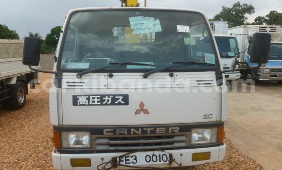 Buy Toyota Canter White Car in Arua in Uganda
